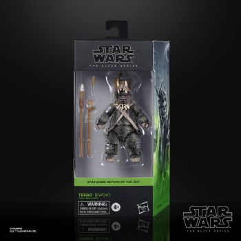 Star Wars The Black Series 2020 Teebo the Ewok Figure